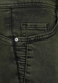 Street One - Jeans Skinny Fit - grün - 4