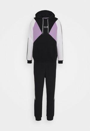SET UNISEX - Mikina na zip - black