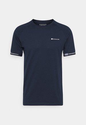 JCOFINN TEE - T-shirts print - navy blazer