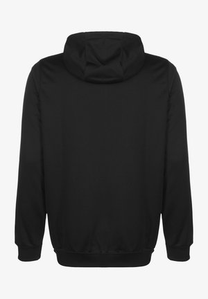 NSW REPEAT - Zip-up hoodie - black/refelctive sil