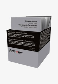 Anthony - SHOWER SHEETS NEW 12 SHEETS - Shower gel - - - 0