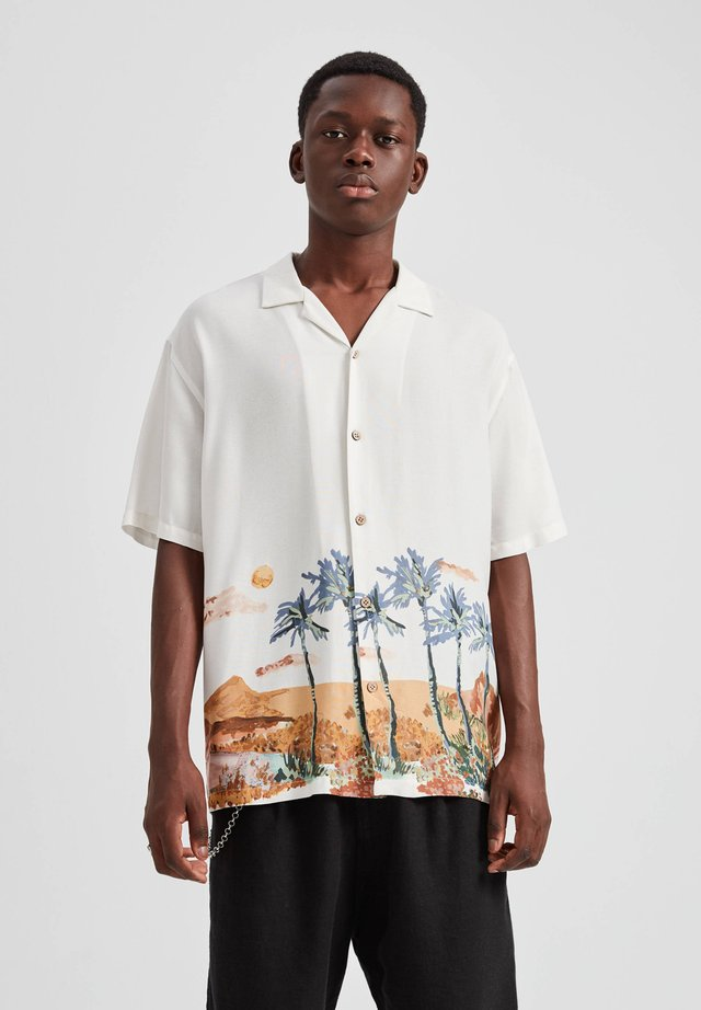 Koszula - off-white