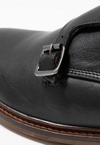 Shoe The Bear - FARINA - Slip-ons - black - 5