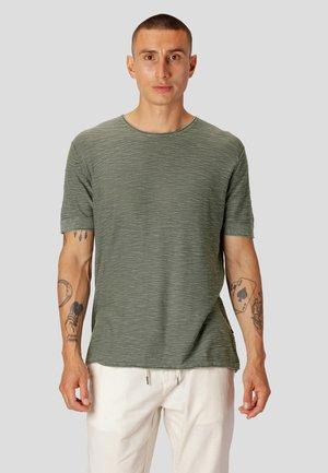 MATHIS SS - T-shirt basic - dusty green