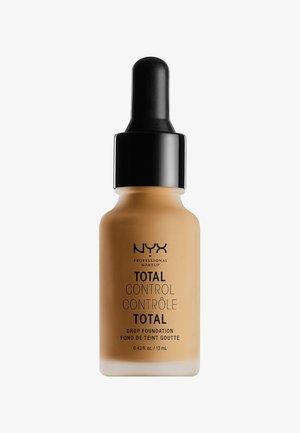 TOTAL CONTROL DROP FOUNDATION - Foundation - 14 golden honey