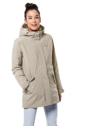 Outdoor jacket - dusty grey