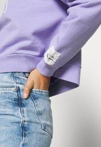 Pepe Jeans - DUA LIPA X - Bluza - violet - 4