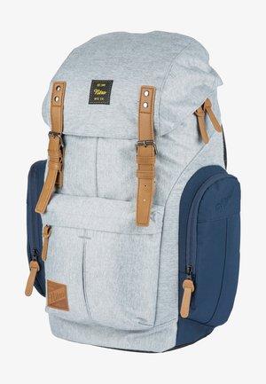 DAYPACKER - Backpack - grey, blue