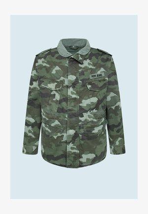 Summer jacket - waldgrün