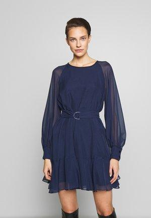 MANOLO - Vestito elegante - blau