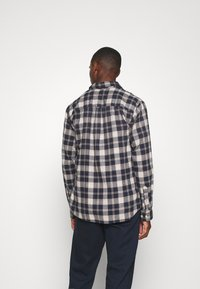 Selected Homme - SLHREGMATTHEW CHECK - Shirt - dark navy - 2