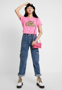 BDG Urban Outfitters - SKATE - Straight leg jeans - blue denim - 1