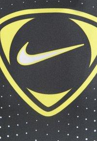 Nike Performance - ACADEMY - T-shirt print - black/white - 6