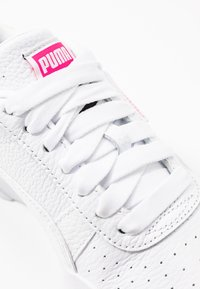 Puma - CALI - Sneakers laag - white/luminous pink - 2