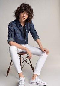 Salsa - Slim fit jeans - white - 7