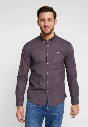 ALLOVER PRINTED STRETCH  - Camisa - blue