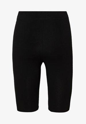 MAURICE BIKER - Shorts - black