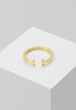 DOUBLE - Ring - gold-coloured