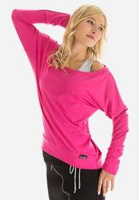 Winshape - LONGSLEEVE - Sweatshirt - pink - 3