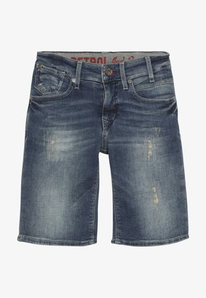 Jeansshort - medium vintage
