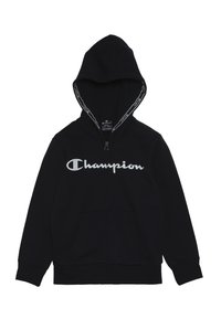 Champion - AMERICAN CLASSICS HOODED FULL ZIP - Felpa aperta - navy - 3