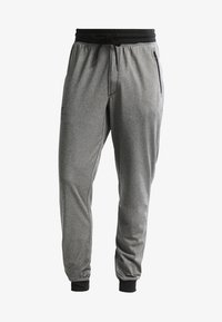 Under Armour - SPORTSTYLE - Tracksuit bottoms - carbon heather - 5
