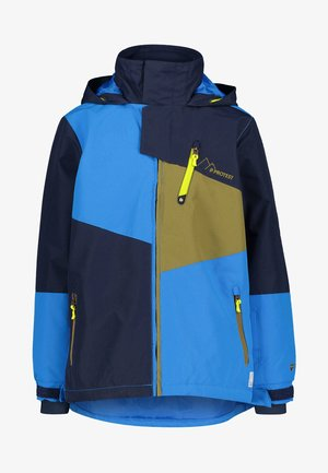 KEEVER  - Ski jacket - dark blue