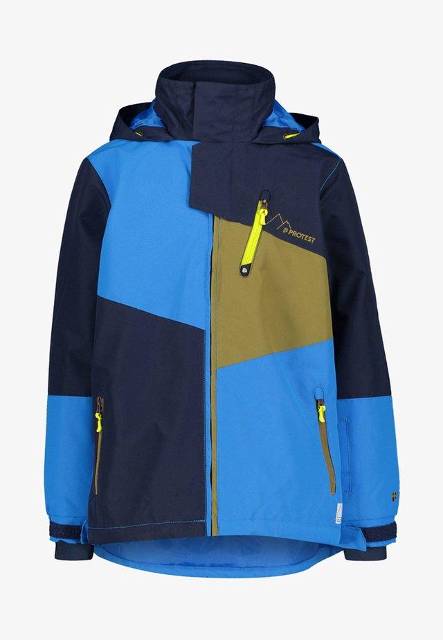 KEEVER  - Ski jacket - dark blue