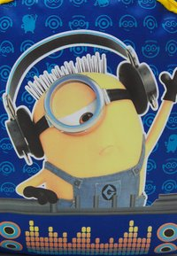 Kidzroom - BACKPACK MINIONS CHECK IT OUT UNISEX - Rucksack - blue - 4