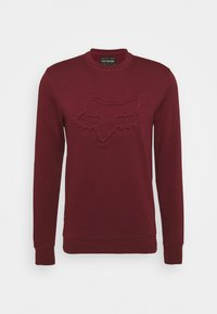 Fox Racing - REFRACT CREW - Sweatshirt - cranberry - 0