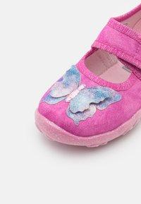 Superfit - BONNY - Pantoffels - rosa - 5