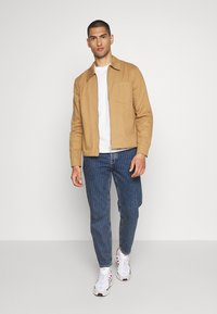 Pepe Jeans - SEWARD - Print T-shirt - optic white - 1