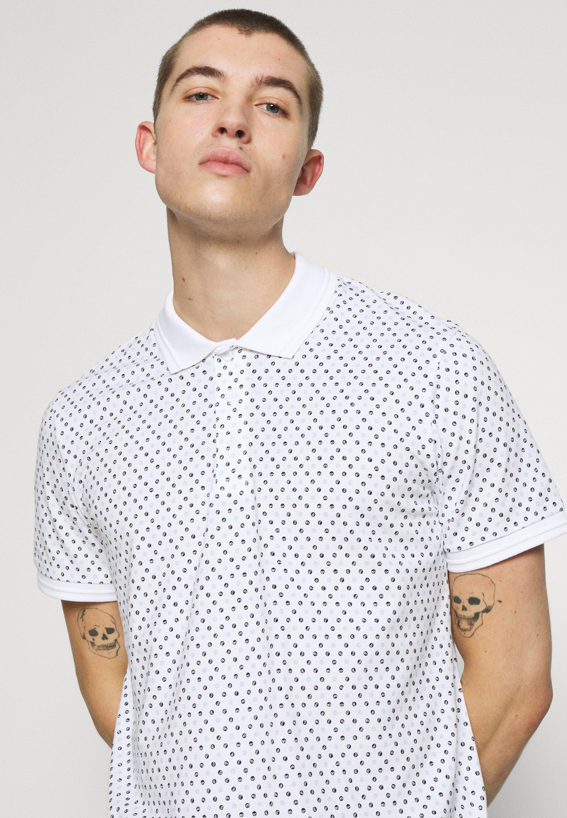 Men JPRBLALOGO STRETCH - Polo shirt
