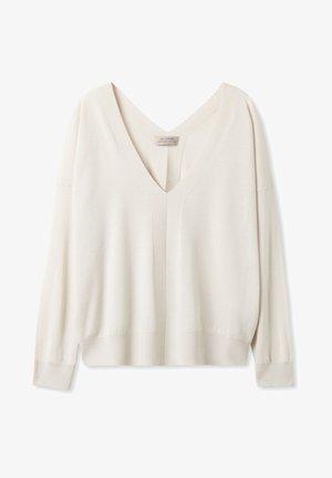 Sweatshirt - alabastro light