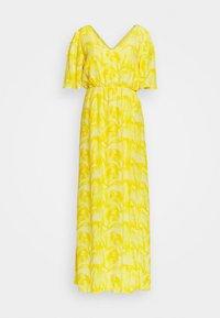YASANASTASIA ANKLE DRESS - Maxi dress - mellow yellow