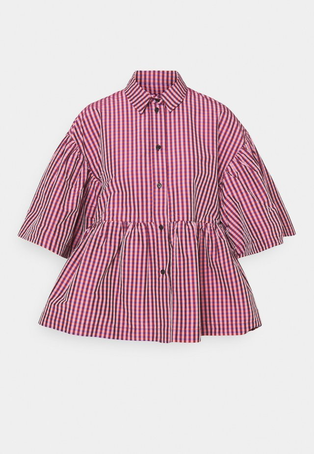 BALSAM BLOUSE TILES - Chemisier - rose