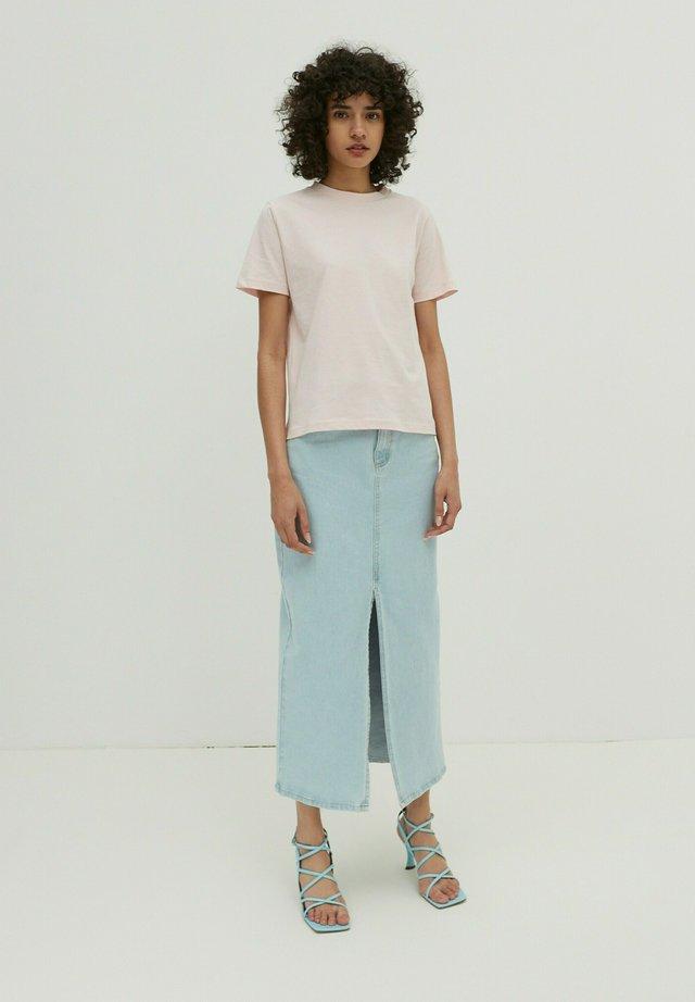 Basic T-shirt - rosé