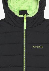 Icepeak - KLINE - Winter jacket - anthracite - 4