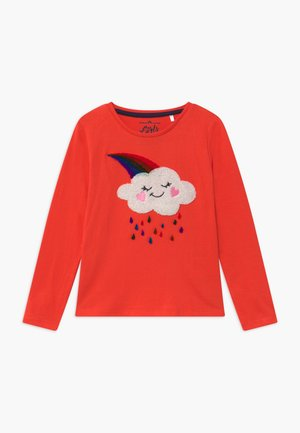 SMALL GIRLS - Langærmede T-shirts - cayenne