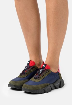 CIGNO - Sneakers laag - ultramarine