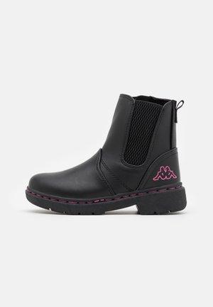 ELLISH  - Hiking shoes - black/pink