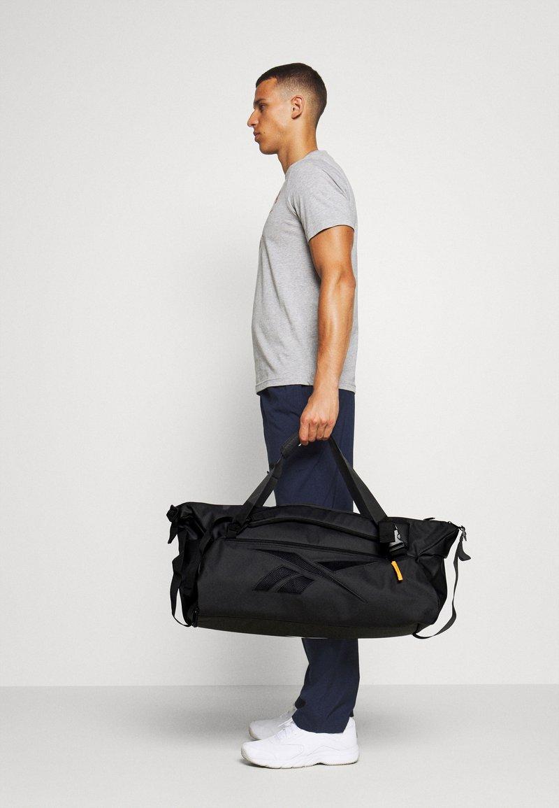 Reebok - TECH STYLE GRIP - Sports bag - black