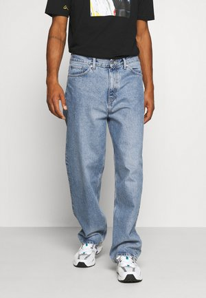 GALAXY TROUSERS - Relaxed fit jeans - sky blue