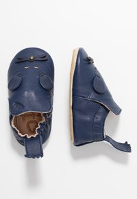Easy Peasy - BLUBLU MOUSSE - First shoes - encre - 0