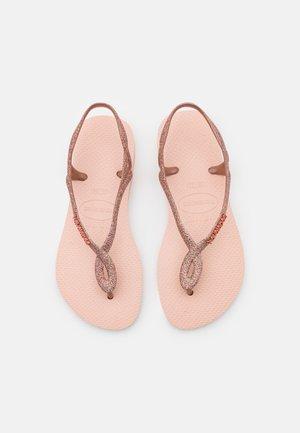 LUNA PREMIUM - Pool shoes - ballet rose