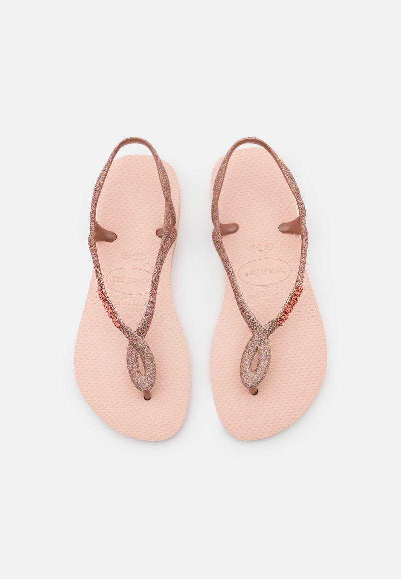 Havaianas - LUNA PREMIUM - Pool shoes - ballet rose