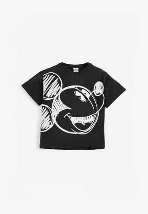 MICKEY MOUSE SKETCHY - Print T-shirt - beige