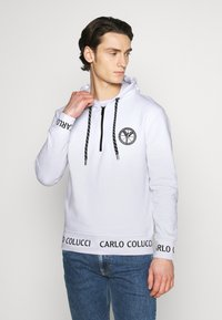 Carlo Colucci - Hoodie - weiss - 0