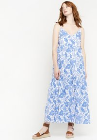 LolaLiza - FLOWER PRINT - Maxi dress - white - 1