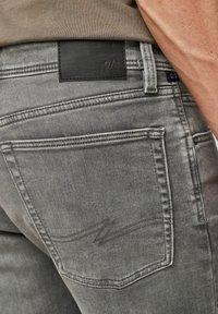 Q/S designed by - Denim shorts - grey - 6